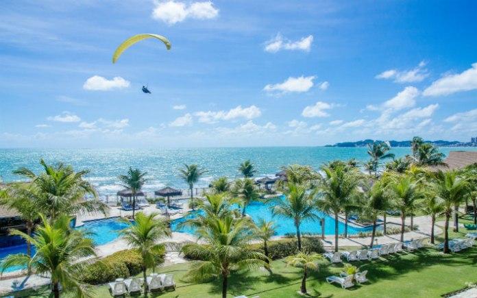 Resorts em promoção na CVC