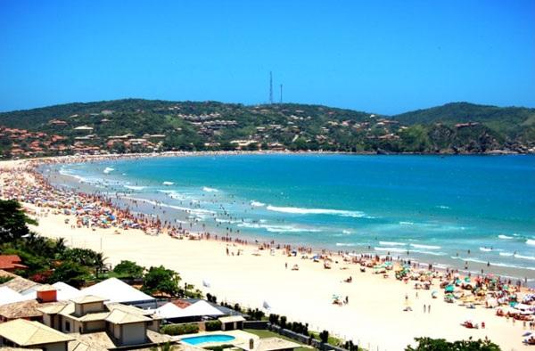 Praia de Geribá é uma das melhores praias de Búzios
