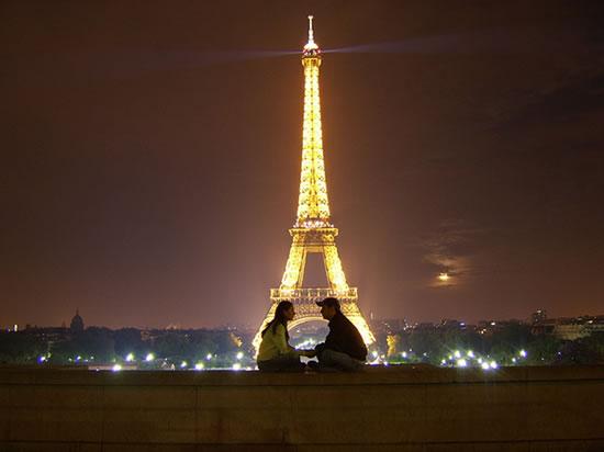 dicas para Lua de Mel em Paris