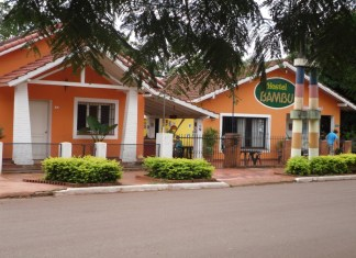 Foto do Hostel Bambu