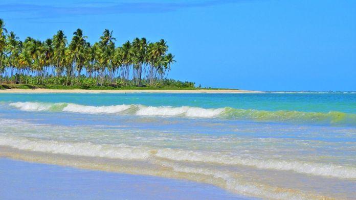 Praia do Toque, São Miguel dos Milagres, Alagoas, Brasil.