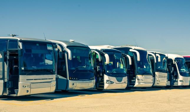 ônibus de leito