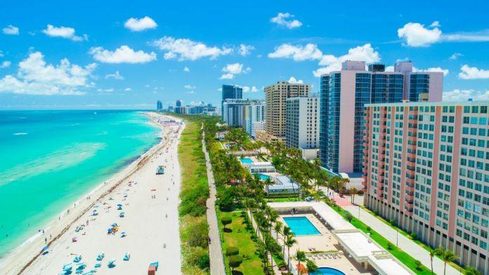 Miami é um dos melhores destinos para viajar em agosto