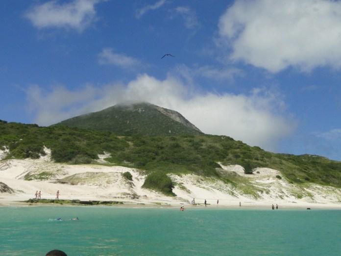 Foto da Praia do Farol