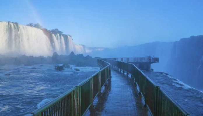 Foz do Iguaçu abriga uma das mais importantes Reservas Naturais do Brasil e uma das paisagens mais bonitas