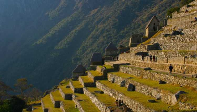 Machu Picchu é uma das sete maravilhas do mundo