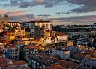 Foto de Porto, cidade portuguesa