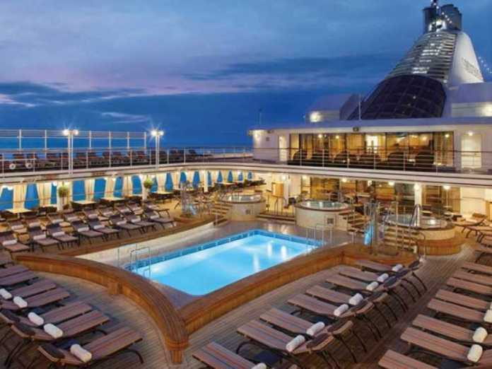 Silversea Cruises é um dos maiores navios de cruzeiros do mundo