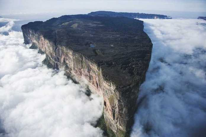 Foto do Monte Roraima