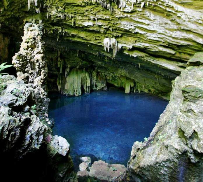 Lagoa Azul, Nobres – Mato Grosso