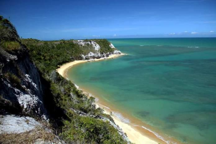 Praia do Espelho é uma das melhores praias da Bahia