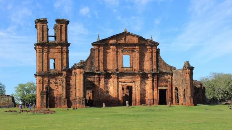 Sítio Arqueológico de São Miguel das Missões – Rio Grande do Sul