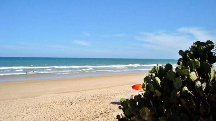 Praia do Cupê em Porto de Galinhas