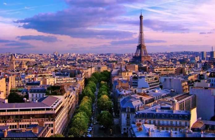Paris é um dos Melhores Destinos para Viajar em Março