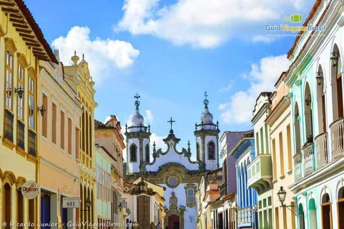 São João del Rei é um dos lugares incríveis para se visitar em Minas Gerais