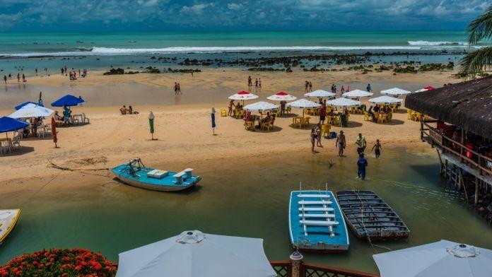 Praia de Pipa, Tibau do Sul - Rio Grande do Norte