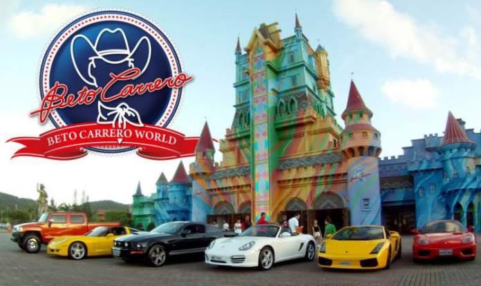 Beto Carrero World é um dos lugares mais divertidos para viajar com crianças
