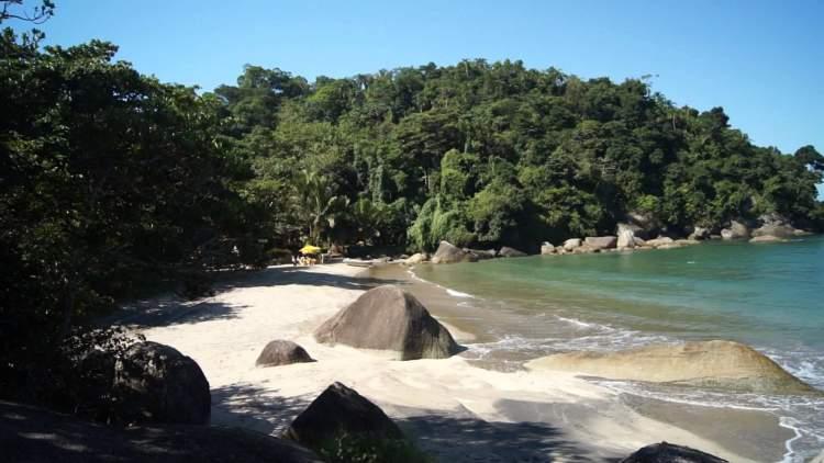 Castelhanos em Ilhabela