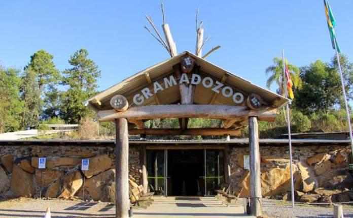 Gramado Zoo é um dos Lugares para se visitar em Gramado