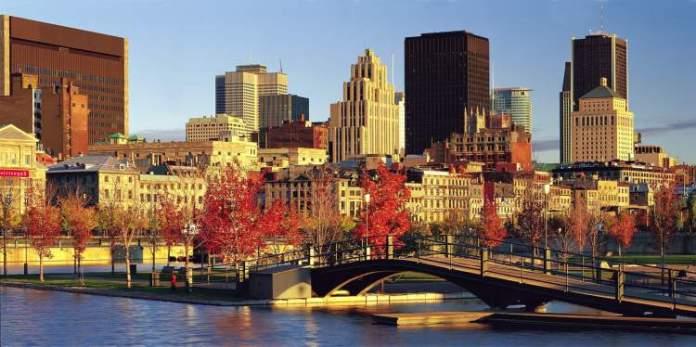 Montreal no Canadá é um dos destinos subestimados de lua de mel que vão te conquistar