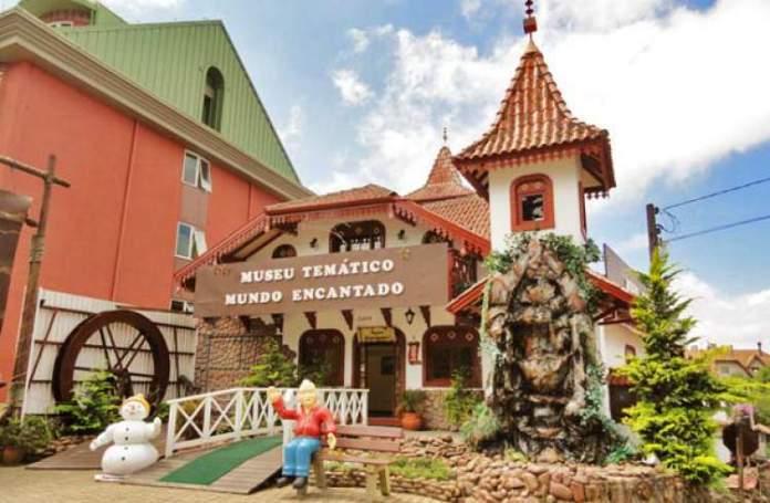 Parque do Mundo Encantado é um dos Lugares para se visitar em Gramado