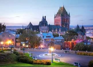 Quebec no Canadá é um dos destinos subestimados de lua de mel que vão te conquistar