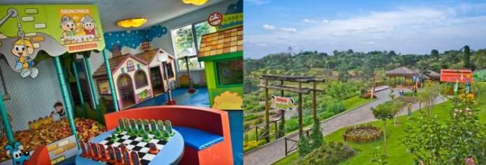 Resort Bourbon Atibaia é um dos lugares mais divertidos para viajar com crianças