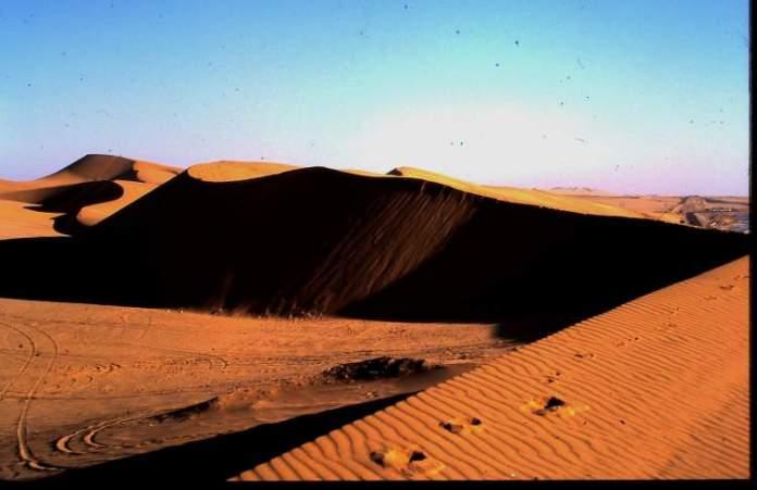 Viagem combinada para Namíbia e África do Sul