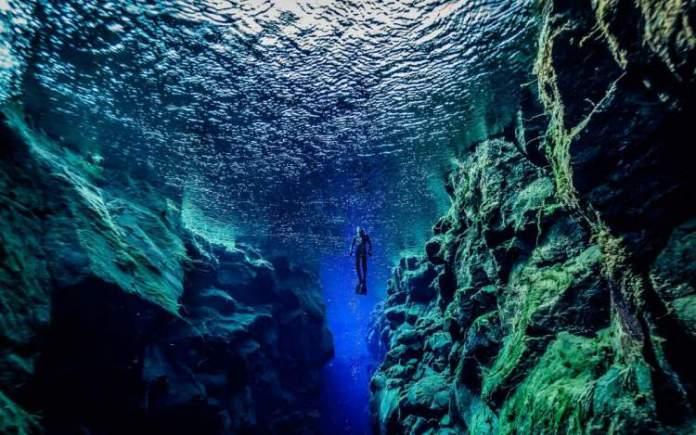 Þingvallavatn - Islândia é um dos lugares incríveis ao redor do mundo