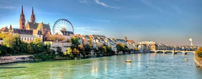 Basiléia na Suiça