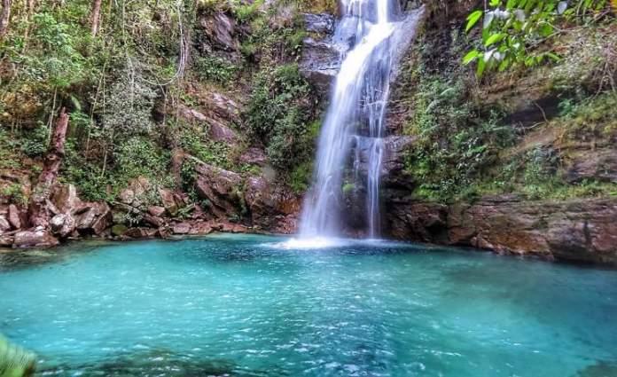 Chapada dos Veadeiros - Goiás é um dos lugares no Brasil de tirar o fôlego