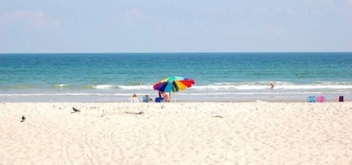 Cocoa Beach é uma das Melhores praias da Flórida