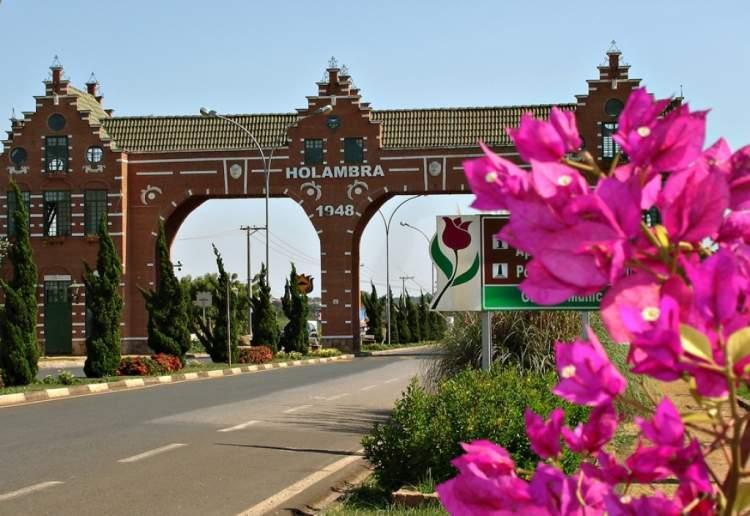 Holambra é um dos destinos para quem está sem tempo para viajar