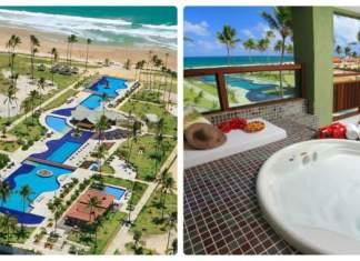 Hotel Vivá Porto de Galinhas – Porto de Galinhas, PE tem banheira de hidromassagem