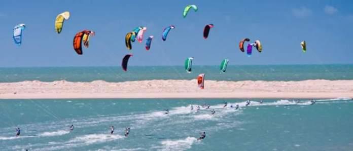 Ilha do Guajiru - Ceará é um dos lugares no Brasil de tirar o fôlego
