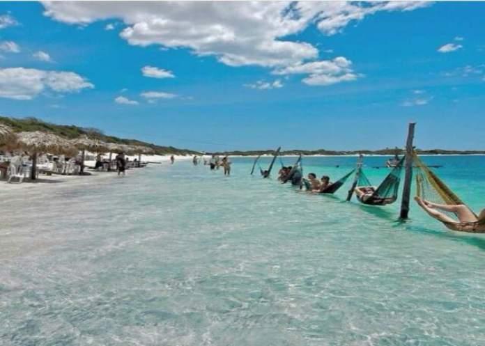 Lagoa Azul (Jericoacoara) é um dos destinos com águas absolutamente claras para você conhecer no Brasil