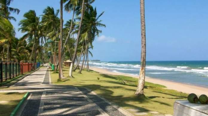 Lauro de Freitas, Bahia possui praia com as hospedagens mais baratas
