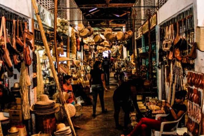 Mercado Central São José em Teresina Piauí