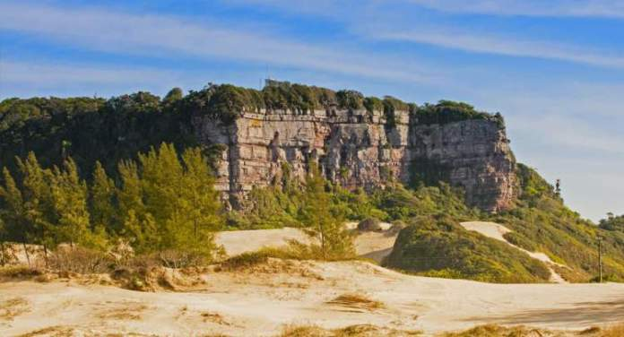 Morro dos Conventos - Santa Catarina é um dos lugares no Brasil de tirar o fôlego