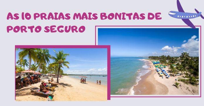 Praias mais bonitas de Porto Seguro