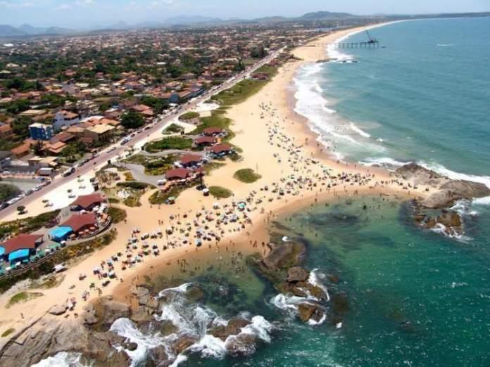 Rio das Ostras, Rio de Janeiro possui praia com as hospedagens mais baratas