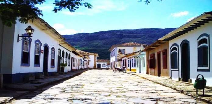 Tiradentes é um dos lugares para uma escapada de fim de semana saindo de Belo Horizonte