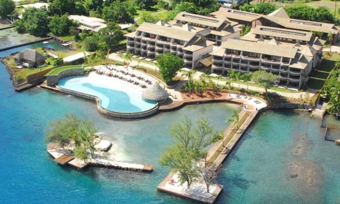 hotel Manava Suite Resort Tahiti