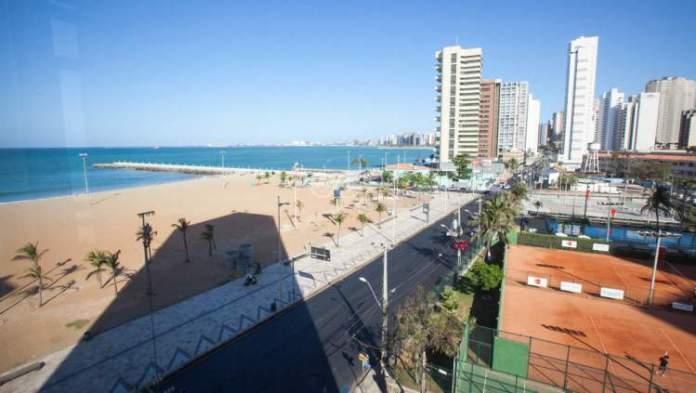 Carmel Magna Praia Hotel é um dos hotéis com vistas incríveis