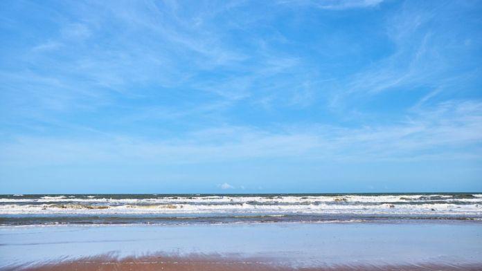 Praia de Caueira é uma das praias mais bonitas de Sergipe