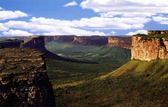Chapada Diamantina – Vista panorâmica é um dos lugares surreais no Brasil