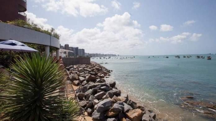Golden Tulip Fortaleza é um dos hotéis com vistas incríveis