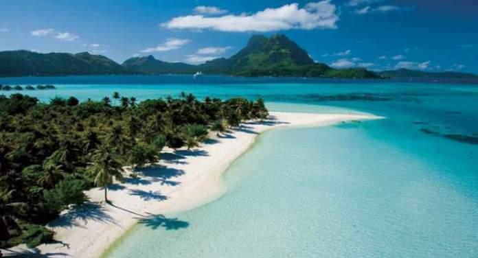 Indonésia é um dos locais com praias paradisíacas