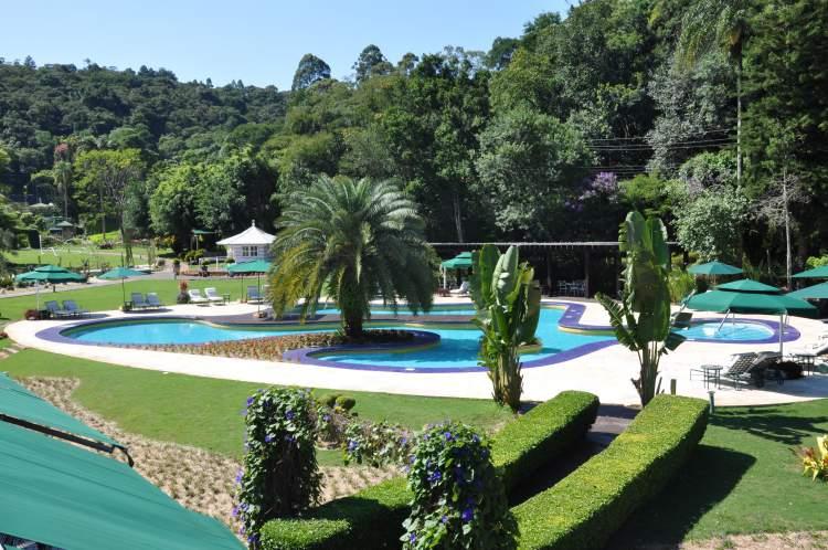 Mairiporã - Resort Unique Garden no interior de São Paulo