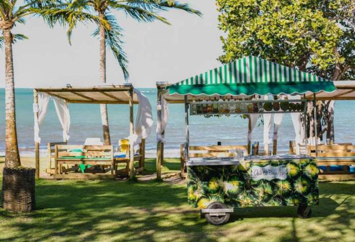 Nauticomar All Inclusive Hotel & Beach Club é uma opção de hotéis e resorts all inclusive em Porto Seguro 1